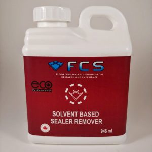 Solvent Based Sealer Remover