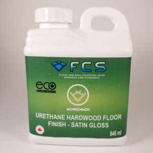 Urethane hardwood floor Finish