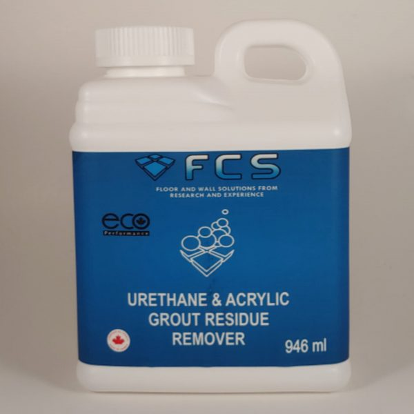 urethane grout residue remover